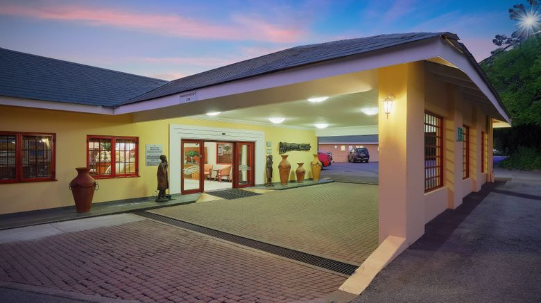 "Protea Hotel Ranch Resort Exterior. Images powered by <a href=""http://www.leonardo.com"" target=""_blank"" rel=""noopener"">Leonardo</a>."