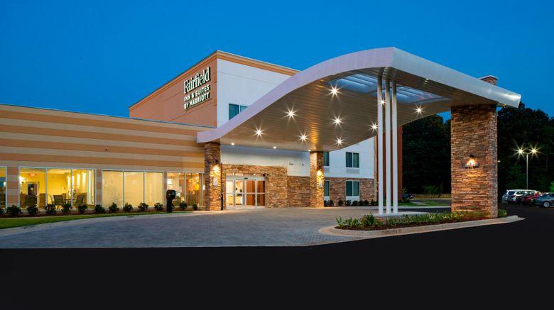 "Fairfield Inn  and  Suites Batesville Exterior. Images powered by <a href=""http://www.leonardo.com"" target=""_blank"" rel=""noopener"">Leonardo</a>."