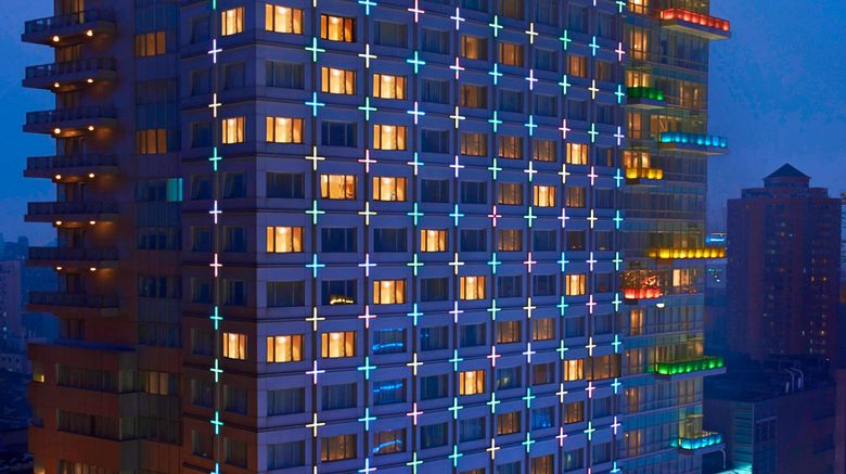 """Four Points by Sheraton Shanghai, Daning Exterior. Images powered by <a href=""""http://www.leonardo.com"""" target=""""_blank"""" rel=""""noopener"""">Leonardo</a>."""