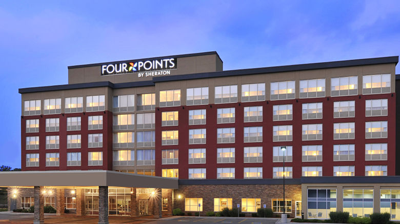 """Four Points by Sheraton Cambridge Exterior. Images powered by <a href=""""http://www.leonardo.com"""" target=""""_blank"""" rel=""""noopener"""">Leonardo</a>."""