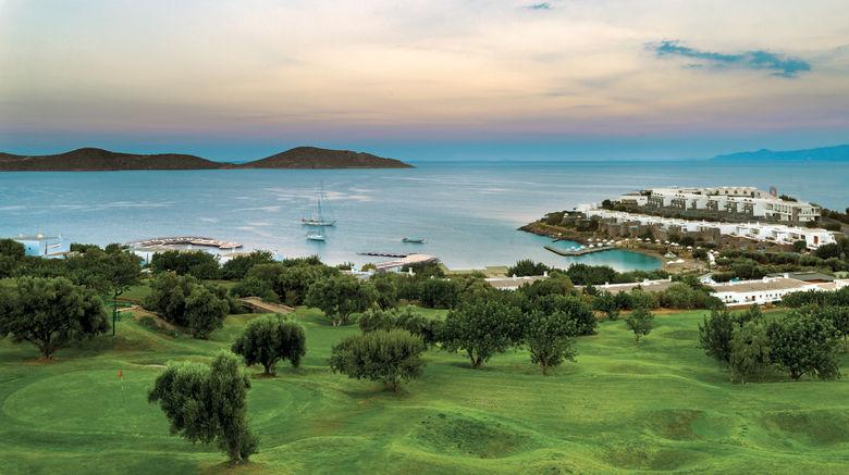 """Porto Elounda Golf  and  Spa Resort Exterior. Images powered by <a href=""""http://www.leonardo.com"""" target=""""_blank"""" rel=""""noopener"""">Leonardo</a>."""