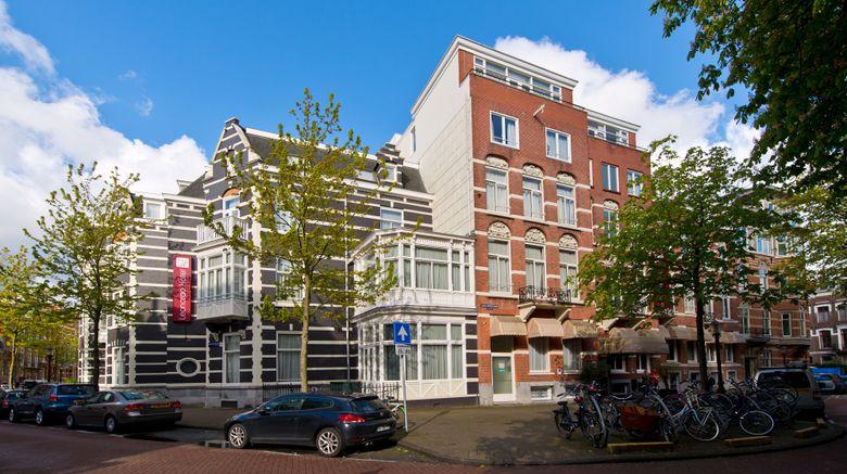 """Leonardo Hotel Amsterdam City Center Exterior. Images powered by <a href=""""http://www.leonardo.com"""" target=""""_blank"""" rel=""""noopener"""">Leonardo</a>."""