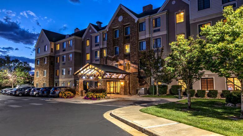"Staybridge Suites Denver-Cherry Creek Exterior. Images powered by <a href=""http://www.leonardo.com"" target=""_blank"" rel=""noopener"">Leonardo</a>."