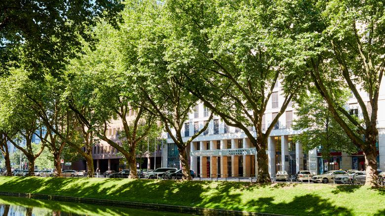 "InterContinental Duesseldorf Exterior. Images powered by <a href=""http://www.leonardo.com"" target=""_blank"" rel=""noopener"">Leonardo</a>."