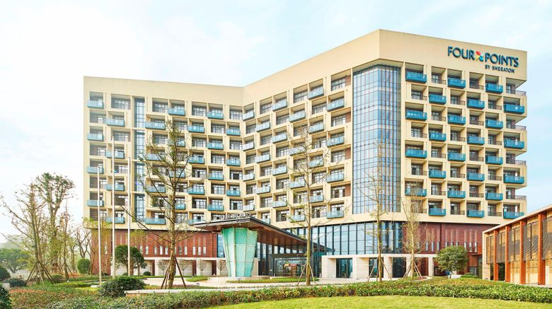 """Four Points by Sheraton, Pujiang Resort Exterior. Images powered by <a href=""""http://www.leonardo.com"""" target=""""_blank"""" rel=""""noopener"""">Leonardo</a>."""