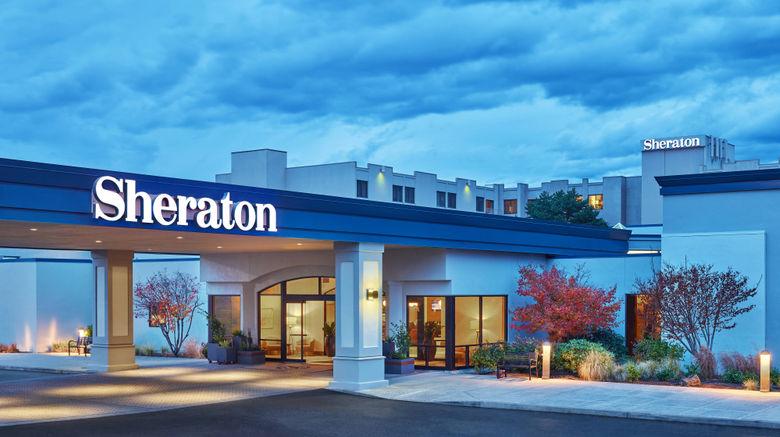 "Sheraton Portland Airport Hotel Exterior. Images powered by <a href=""http://www.leonardo.com"" target=""_blank"" rel=""noopener"">Leonardo</a>."