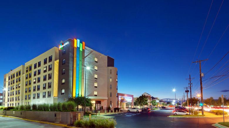 "Even Hotel Rockville Exterior. Images powered by <a href=""http://www.leonardo.com"" target=""_blank"" rel=""noopener"">Leonardo</a>."