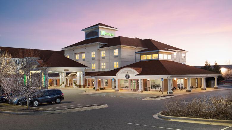"Holiday Inn Grand Rapids - Airport Exterior. Images powered by <a href=""http://www.leonardo.com"" target=""_blank"" rel=""noopener"">Leonardo</a>."