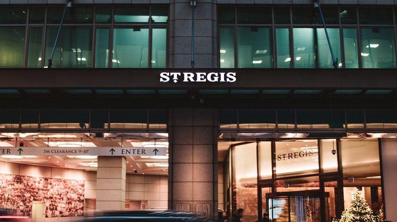 "The St Regis Toronto Exterior. Images powered by <a href=""http://www.leonardo.com"" target=""_blank"" rel=""noopener"">Leonardo</a>."