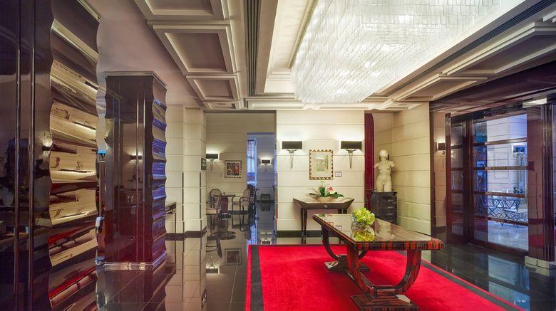 """Grand hotel via Veneto Exterior. Images powered by <a href=""""http://www.leonardo.com"""" target=""""_blank"""" rel=""""noopener"""">Leonardo</a>."""