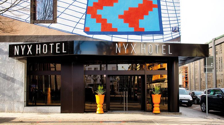 "NYX Hotel Mannheim by Leonardo Hotels Exterior. Images powered by <a href=""http://www.leonardo.com"" target=""_blank"" rel=""noopener"">Leonardo</a>."