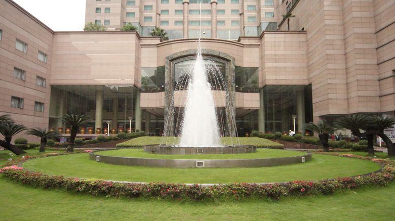 "Crowne Plaza Chengdu Exterior. Images powered by <a href=""http://www.leonardo.com"" target=""_blank"" rel=""noopener"">Leonardo</a>."