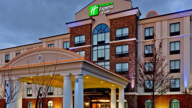 "Holiday Inn Express Nashville-Opryland Exterior. Images powered by <a href=""http://www.leonardo.com"" target=""_blank"" rel=""noopener"">Leonardo</a>."