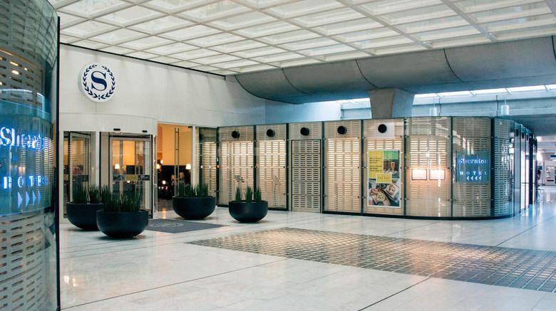 "Sheraton Paris Airport Hotel  and  Conf Ctr Exterior. Images powered by <a href=""http://www.leonardo.com"" target=""_blank"" rel=""noopener"">Leonardo</a>."