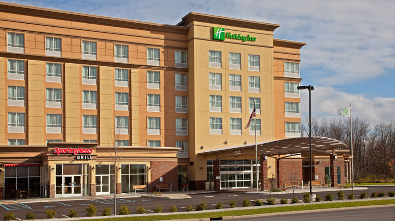 """Holiday Inn Louisville Airport South Exterior. Images powered by <a href=""""http://www.leonardo.com"""" target=""""_blank"""" rel=""""noopener"""">Leonardo</a>."""