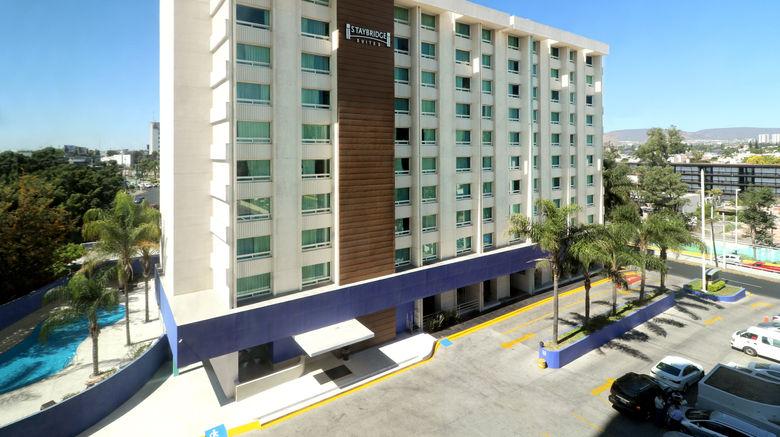 "Staybridge Suites Guadalajara Expo Exterior. Images powered by <a href=""http://www.leonardo.com"" target=""_blank"" rel=""noopener"">Leonardo</a>."
