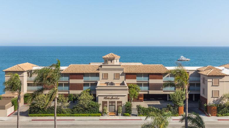 "Malibu Beach Inn Exterior. Images powered by <a href=""http://www.leonardo.com"" target=""_blank"" rel=""noopener"">Leonardo</a>."