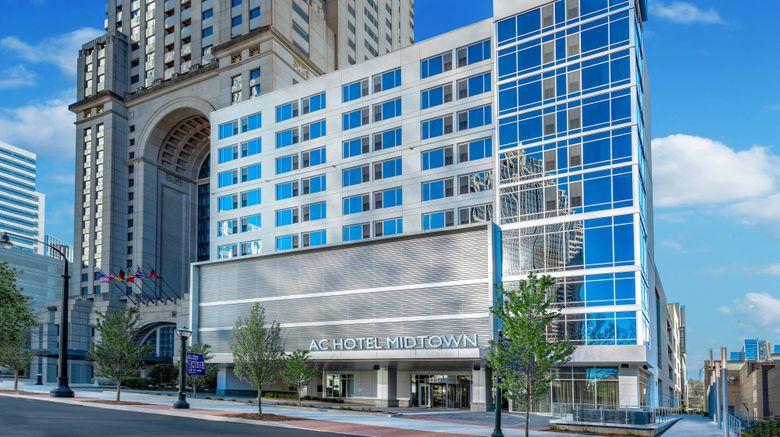 "AC Hotel Atlanta Midtown Exterior. Images powered by <a href=""http://www.leonardo.com"" target=""_blank"" rel=""noopener"">Leonardo</a>."