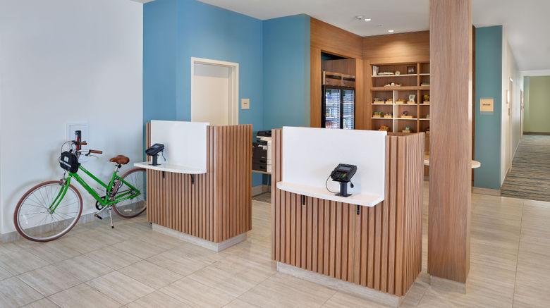 "Element Edmonton West Lobby. Images powered by <a href=""http://www.leonardo.com"" target=""_blank"" rel=""noopener"">Leonardo</a>."