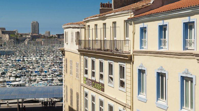 "Hotel Carre Vieux Port Exterior. Images powered by <a href=""http://www.leonardo.com"" target=""_blank"" rel=""noopener"">Leonardo</a>."