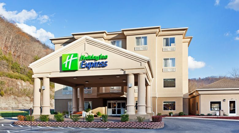 """Holiday Inn Express  and  Suites Pikeville Exterior. Images powered by <a href=""""http://www.leonardo.com"""" target=""""_blank"""" rel=""""noopener"""">Leonardo</a>."""