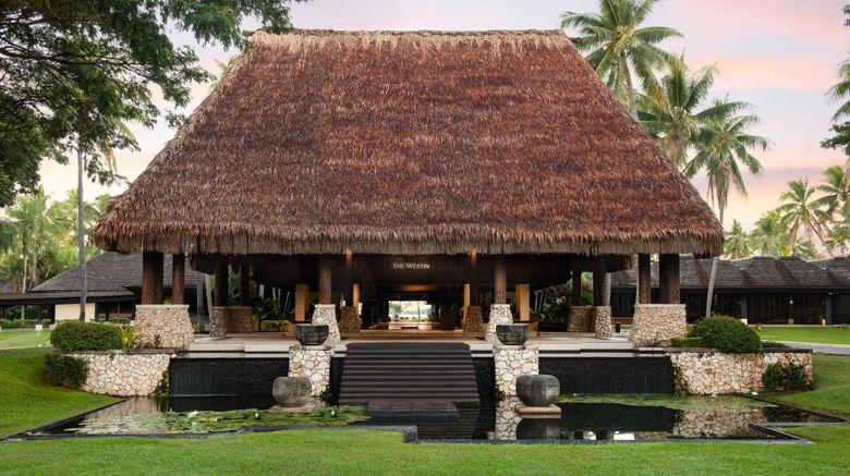 """The Westin Denarau Island Resort  and  Spa Fiji Exterior. Images powered by <a href=""""http://www.leonardo.com"""" target=""""_blank"""" rel=""""noopener"""">Leonardo</a>."""
