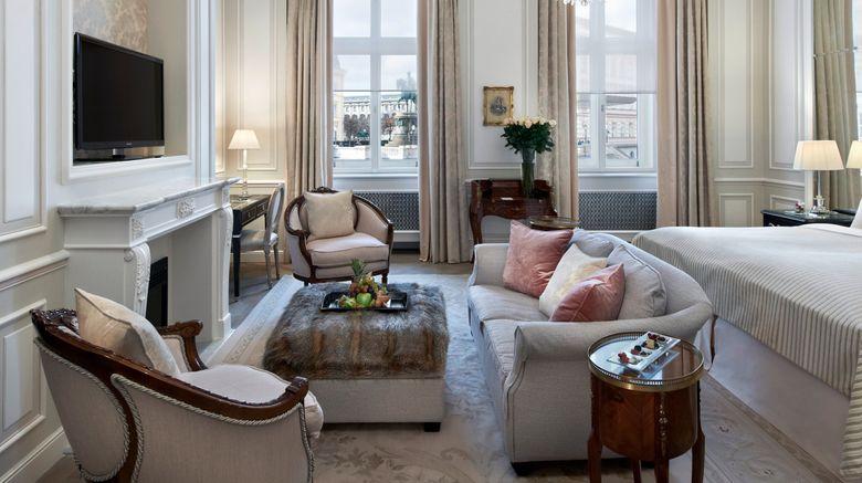 "Hotel Sacher Exterior. Images powered by <a href=""http://www.leonardo.com"" target=""_blank"" rel=""noopener"">Leonardo</a>."