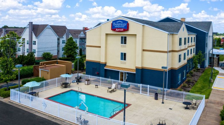 """Fairfield Inn  and  Suites Memphis Southaven Exterior. Images powered by <a href=""""http://www.leonardo.com"""" target=""""_blank"""" rel=""""noopener"""">Leonardo</a>."""