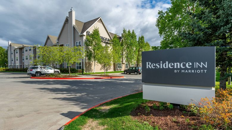 "Residence Inn Anchorage Midtown Exterior. Images powered by <a href=""http://www.leonardo.com"" target=""_blank"" rel=""noopener"">Leonardo</a>."