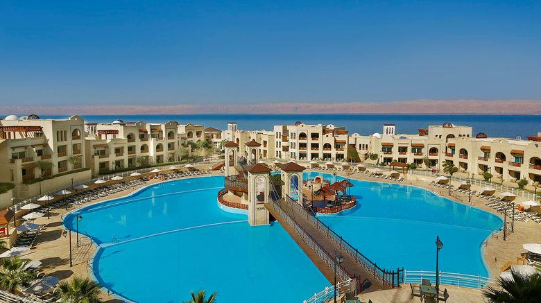 "Crowne Plaza Dead Sea Jordan Exterior. Images powered by <a href=""http://www.leonardo.com"" target=""_blank"" rel=""noopener"">Leonardo</a>."