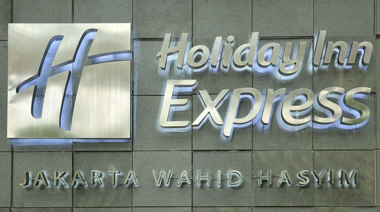 "Holiday Inn Express Jakarta Wahid Hasyim Exterior. Images powered by <a href=""http://www.leonardo.com"" target=""_blank"" rel=""noopener"">Leonardo</a>."