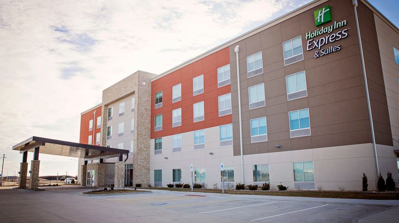 """Holiday Inn Express  and  Suites Sterling Exterior. Images powered by <a href=""""http://www.leonardo.com"""" target=""""_blank"""" rel=""""noopener"""">Leonardo</a>."""