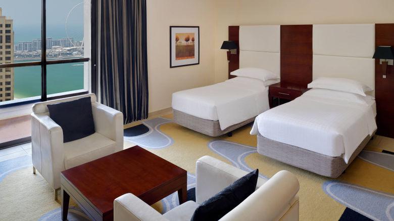 "Delta Hotels Jumeirah Beach, Dubai Room. Images powered by <a href=""http://www.leonardo.com"" target=""_blank"" rel=""noopener"">Leonardo</a>."