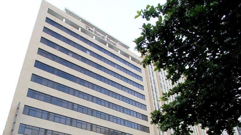 "Royal Hotel Durban Exterior. Images powered by <a href=""http://www.leonardo.com"" target=""_blank"" rel=""noopener"">Leonardo</a>."