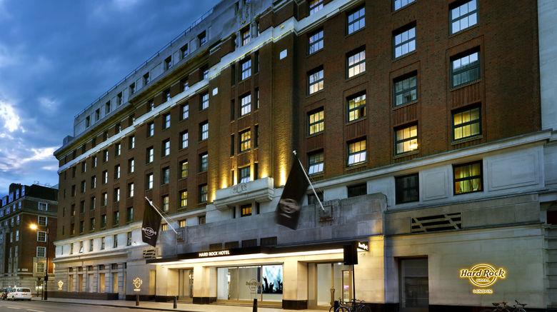 "Hard Rock Hotel London Exterior. Images powered by <a href=""http://www.leonardo.com"" target=""_blank"" rel=""noopener"">Leonardo</a>."