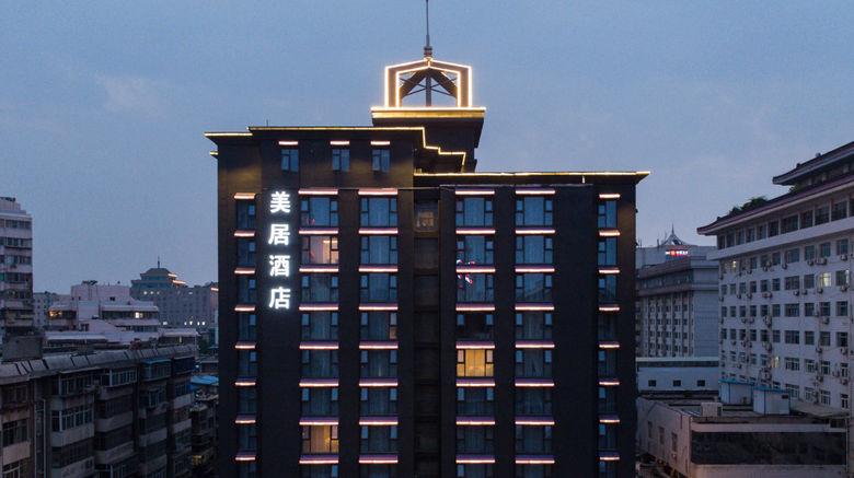 "Mercure Xian Downtown Exterior. Images powered by <a href=""http://www.leonardo.com"" target=""_blank"" rel=""noopener"">Leonardo</a>."