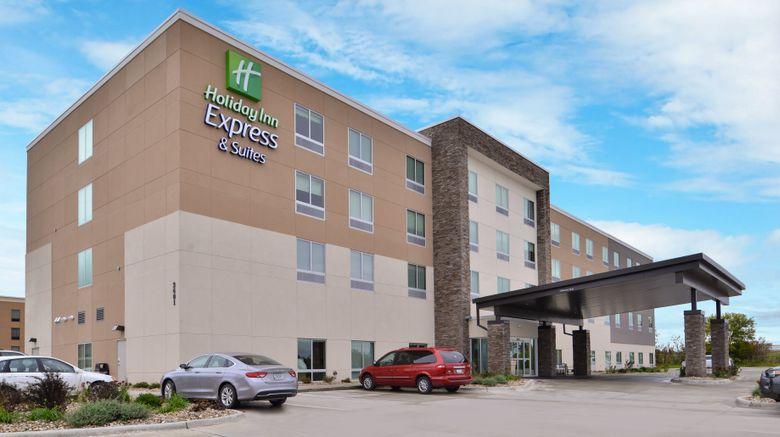 "Holiday Inn Express  and  Stes Marshalltown Exterior. Images powered by <a href=""http://www.leonardo.com"" target=""_blank"" rel=""noopener"">Leonardo</a>."