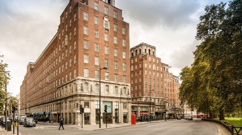 "JW Marriott Grosvenor House London Exterior. Images powered by <a href=""http://www.leonardo.com"" target=""_blank"" rel=""noopener"">Leonardo</a>."