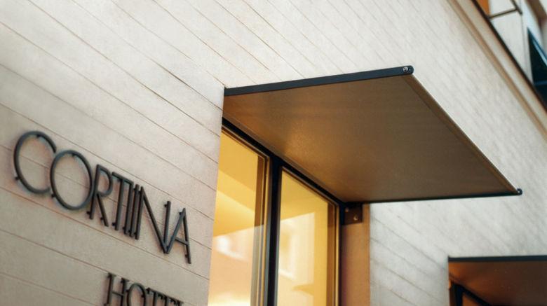 "Cortiina Hotel Exterior. Images powered by <a href=""http://www.leonardo.com"" target=""_blank"" rel=""noopener"">Leonardo</a>."
