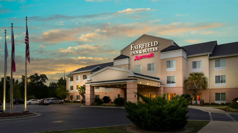 "Fairfield Inn  and  Suites Milledgeville Exterior. Images powered by <a href=""http://www.leonardo.com"" target=""_blank"" rel=""noopener"">Leonardo</a>."