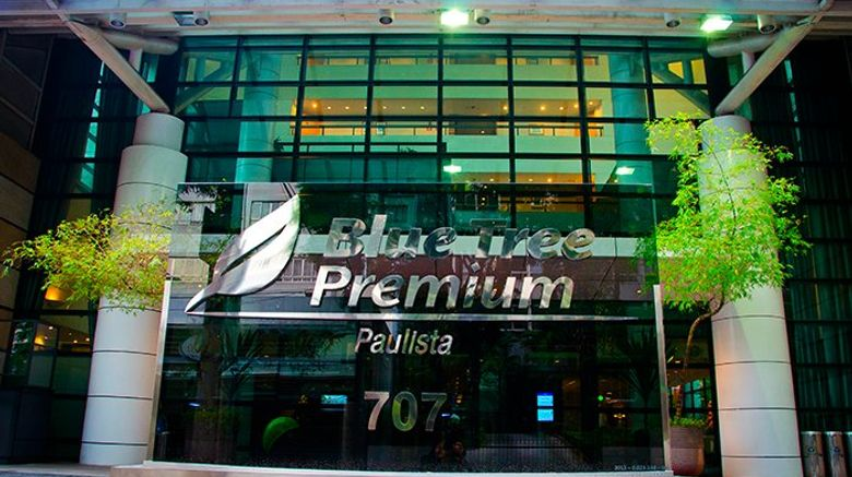 "Blue Tree Towers Paulista Exterior. Images powered by <a href=""http://www.leonardo.com"" target=""_blank"" rel=""noopener"">Leonardo</a>."