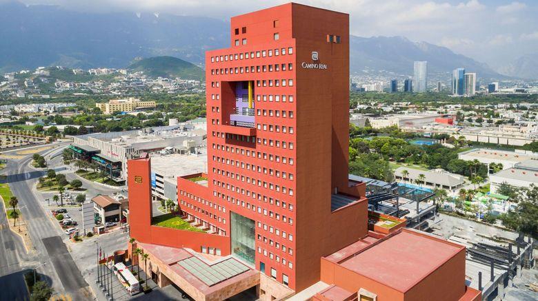 "Camino Real Monterrey Exterior. Images powered by <a href=""http://www.leonardo.com"" target=""_blank"" rel=""noopener"">Leonardo</a>."
