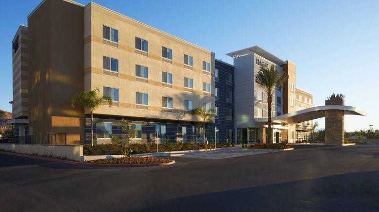 "Fairfield Inn  and  Suites Riverside Exterior. Images powered by <a href=""http://www.leonardo.com"" target=""_blank"" rel=""noopener"">Leonardo</a>."