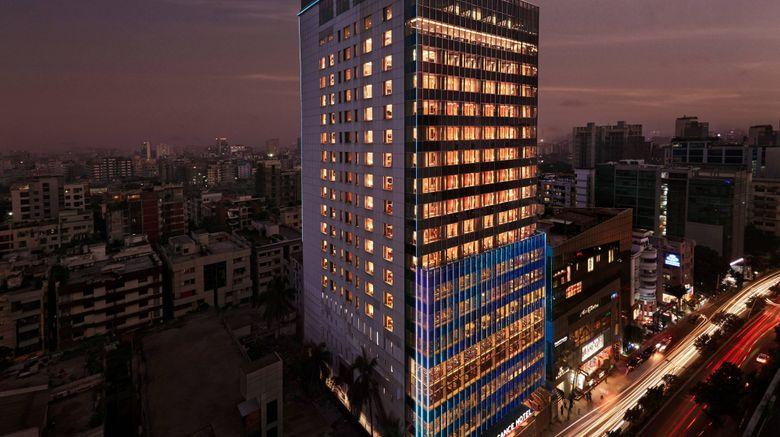 "Renaissance Dhaka Gulshan Hotel Exterior. Images powered by <a href=""http://www.leonardo.com"" target=""_blank"" rel=""noopener"">Leonardo</a>."