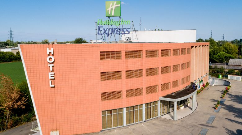"Holiday Inn Express Parma Exterior. Images powered by <a href=""http://www.leonardo.com"" target=""_blank"" rel=""noopener"">Leonardo</a>."