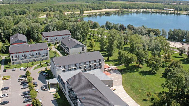"Hotel  and  Residence La Villa du Lac Exterior. Images powered by <a href=""http://www.leonardo.com"" target=""_blank"" rel=""noopener"">Leonardo</a>."