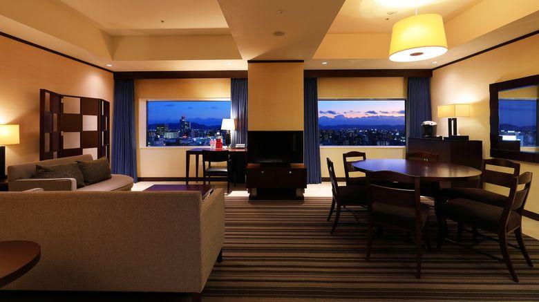 "ANA Crowne Plaza Hotel Okayama Exterior. Images powered by <a href=""http://www.leonardo.com"" target=""_blank"" rel=""noopener"">Leonardo</a>."