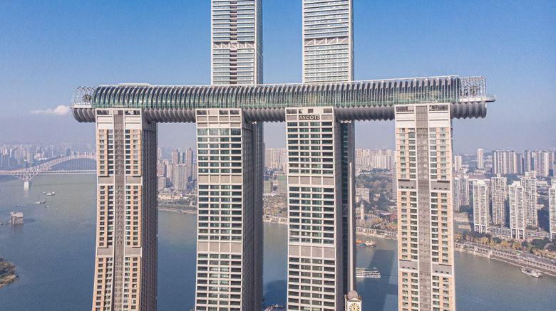 "Ascott Raffles City Chongqing Exterior. Images powered by <a href=""http://www.leonardo.com"" target=""_blank"" rel=""noopener"">Leonardo</a>."