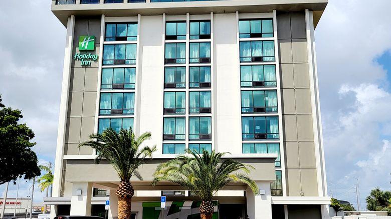 "Holiday Inn Miami Intl Airport Hotel Exterior. Images powered by <a href=""http://www.leonardo.com"" target=""_blank"" rel=""noopener"">Leonardo</a>."