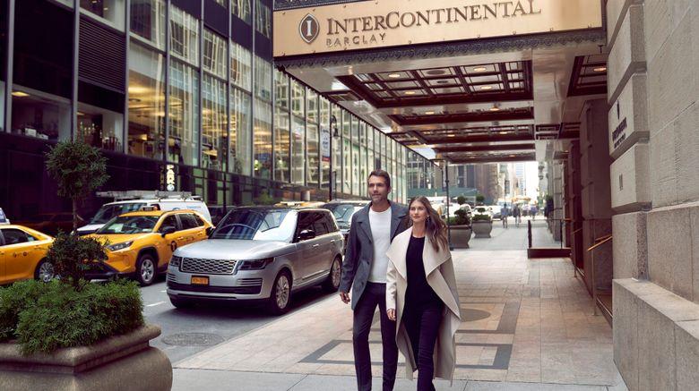 "InterContinental The Barclay New York Exterior. Images powered by <a href=""http://www.leonardo.com"" target=""_blank"" rel=""noopener"">Leonardo</a>."